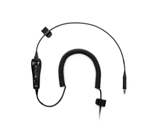 A20® headset kabel, U174 plugg, Bluetooth®