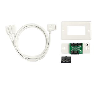 OmniJewel and Jewel cube in-wall wiring kit