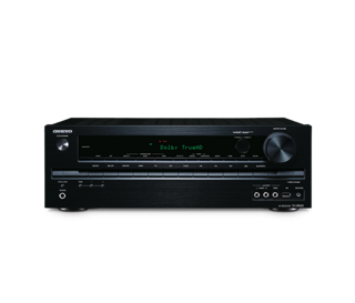 Onkyo® HT-R593 5.2-channel network A/V receiver