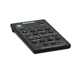 Wave music system III remote