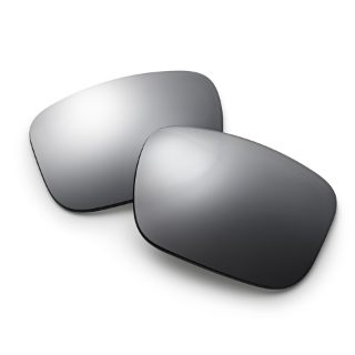 Mirrored Silver lenses