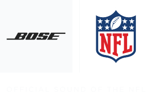 Bose and NFL: Official sound of the NFL