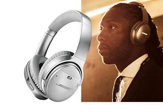 bf1d2f90f90 QC35 headphones II and Larry Fitzgerald