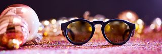 Gafas de sol Bose Frames Rondo sobre brillantina con adornos