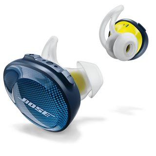 bose headphones blue. new. soundsport free wireless headphones bose blue 3