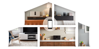 Exceptionnel Bose Wireless Multi Room Systems | SoundTouch Speakers