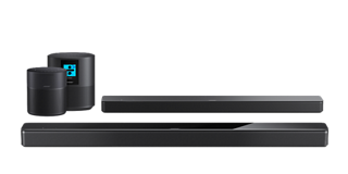 Bose Home Speaker 300, Bose Home Speaker 500, Bose Soundbar 500 and Bose Soundbar 700