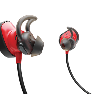 bose sport earphones. and the technology works with many popular fitness apps, so you can seamlessly integrate it into your training. don\u0027t just power workout. elevate it. bose sport earphones s