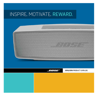 Bose® product catalogue PDF