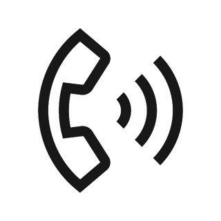 Speakerphone icon