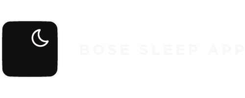 Bose Sleep app logo