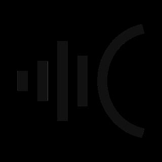 Icono de bloqueo de ruido