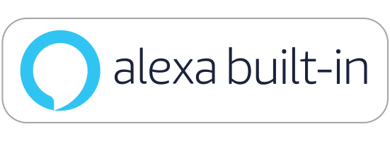 Alexa built-in badge