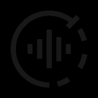 Icono de reducción de ruido