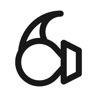 Eartip icon