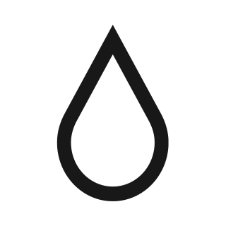 Pictogram water