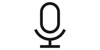 Voice pickup icon
