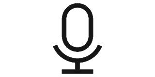 Voice pickup icon