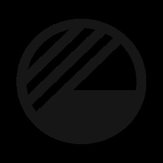 Polarized lenses icon
