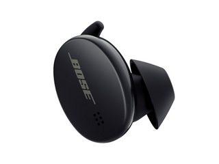 Тройни черни спортни слушалки Bose