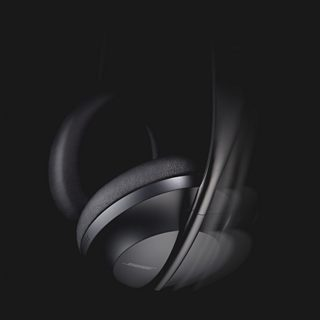 Motion of Bose Headphones 700
