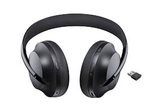 Audífonos Bose Noise Cancelling Headphones 700 UC con el módulo Bose USB Link Bluetooth