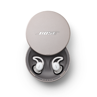 Bose Sleepbuds II in the case