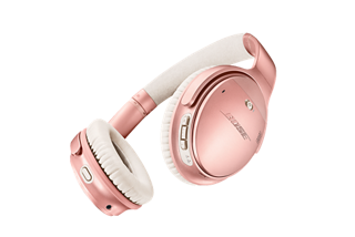 Limited-edition Rose Gold QC35 II headphones