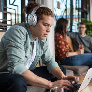 QuietComfort 35 II Noise Cancelling Smart Headphones | Bose