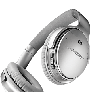 QC35 Wireless Noise Cancelling Headphones | Bose
