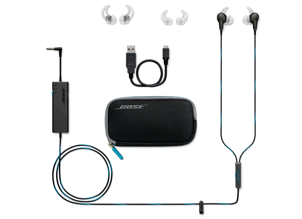 Review: Bose QC20i In-Ear Headphones – Network Inferno