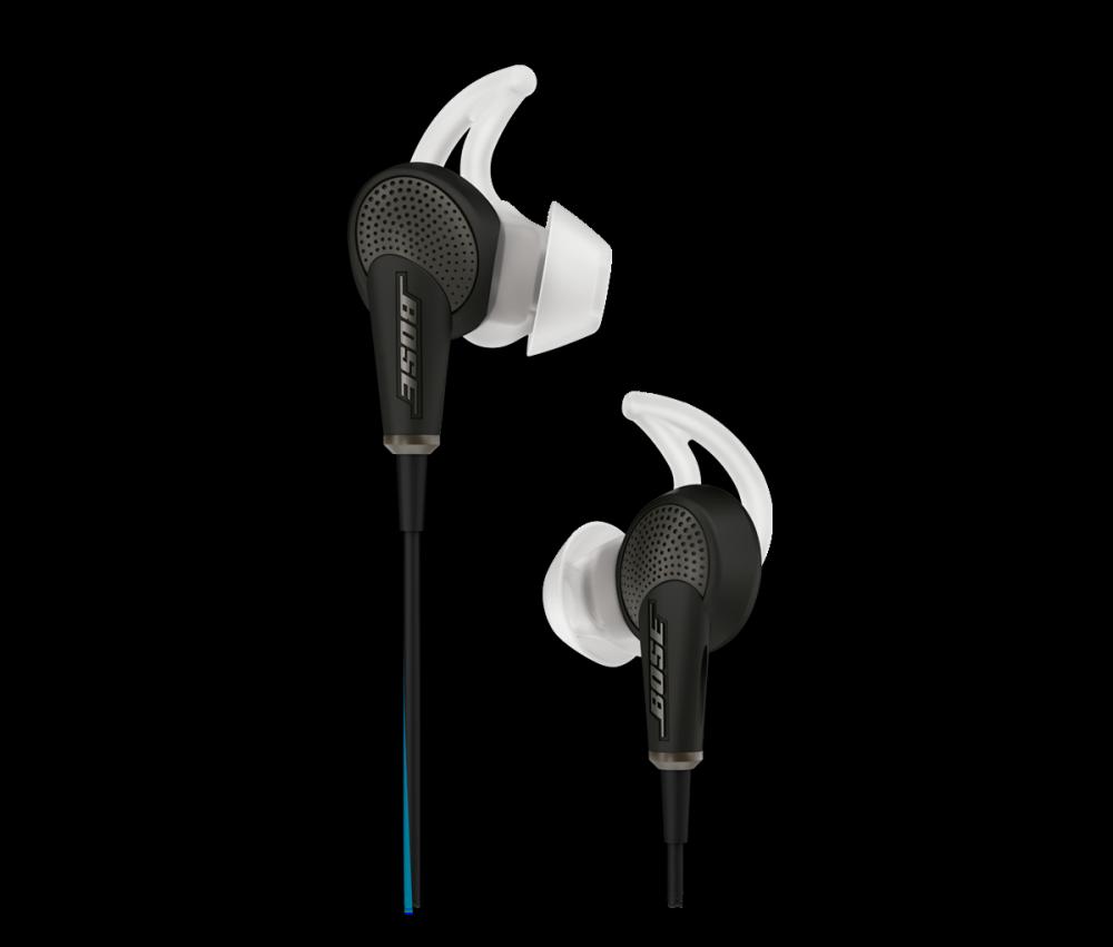 Bose Casque à réduction de bruit QuietComfort20- Appareils Apple