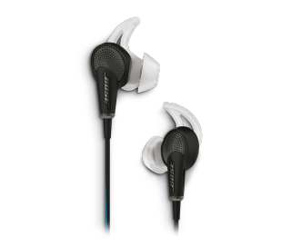 QC®20 headphones — Apple devices