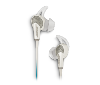 Bose quietcomfort 20i & quietcomfort 25 headphones: product.