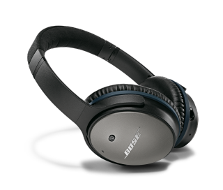 QC25 noise cancelling headphones – Samsung/Android™-enheter