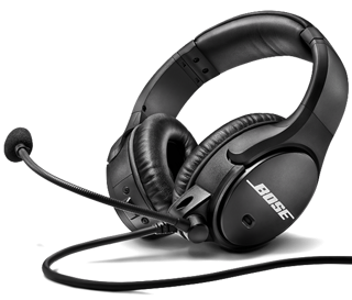 Soundcomm B40 Communication Headset Bose