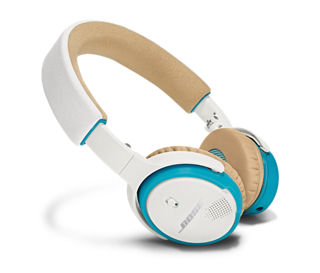 SoundLink on-ear wireless headphones