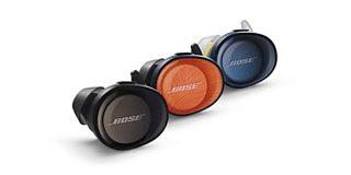 SoundSport Free vezeték nélküli fejhallgatók fekete, Bright Orange narancssárga és Mindight Blue kék színekben