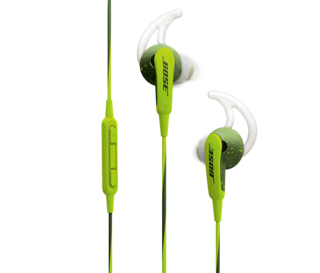 SoundSport in-ear -kuulokkeet – Apple-laitteet