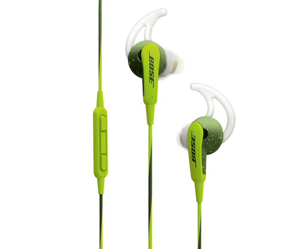 SoundSport in-ear hovedtelefoner – Apple-enheder