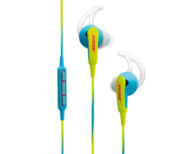 SoundSport® in-ear headphones – Apple® devices
