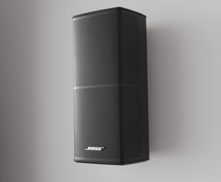 Bose acoustimass 10 series v system theyre easy to install and eliminate nearly two inches of extension from the wall compared to the previous model sciox Gallery