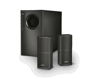 AcoustimassR 5 Series V Stereo Speaker System