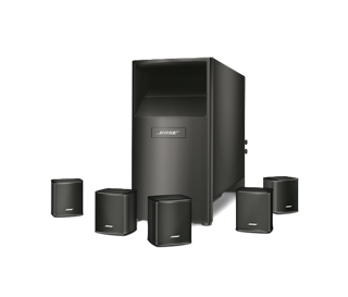 Acoustimass 6 home theater speaker system