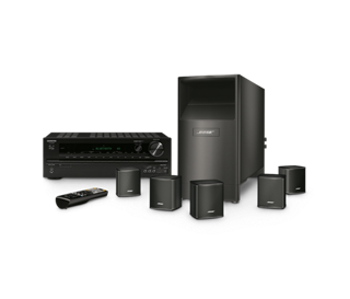 Acoustimass 6 speaker system with Onkyo® HT-R593 receiver