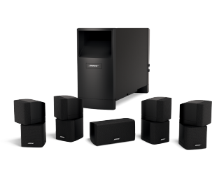 Acoustimass 10 Series IV home entertainment speaker system - Bose Product  SupportBose