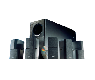 Acoustimass 15 Home Theater Speaker System Bose Product