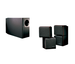 Acoustimass® 5 Series II speaker system - Bose Product SupportBose