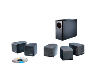 Acoustimass 600 home theater speaker system - Bose Product SupportBose