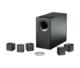 Acoustimass 6 Series Ii Home Theater Speaker System Bose